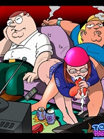 Family Guy gone dirty