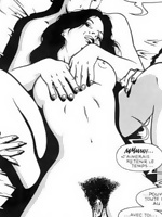 Nasty fuckers show off their tempers in sex comics